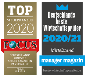 Focus award for top tax consultants manager magazin
