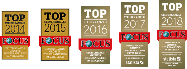 Siegel_TOP_Steuerkanzlei-FRTG-Group-2014-2018